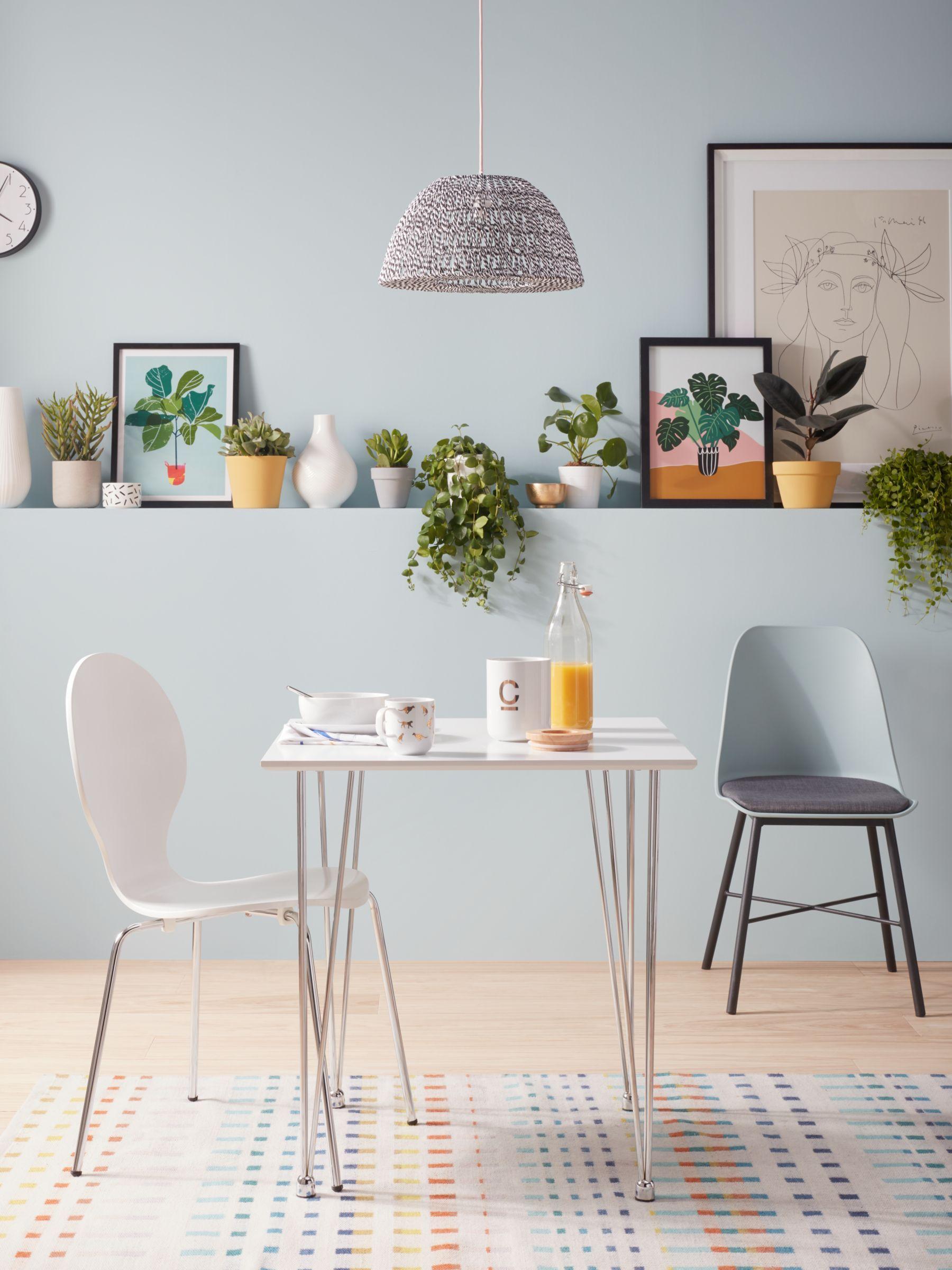 housejohn lewis jasper 2 seater square dining table