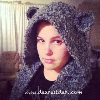 Snow bear scoodie free crochet pattern by dearestdebi isnt this snow bear scoodie free crochet pattern by dearestdebi isnt this great dt1010fo