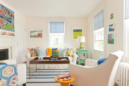 Suziebeezie Home Home Decor Preppy Living Room