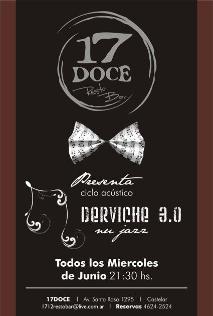 Afiche Derviche / 1712