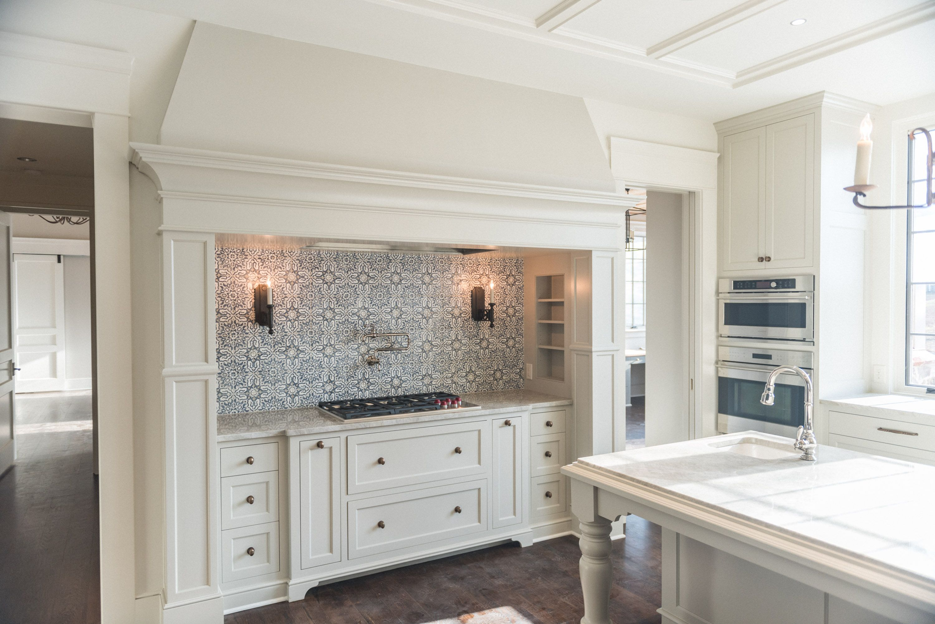 Christopher Architecture Interiors French Country Kitchen