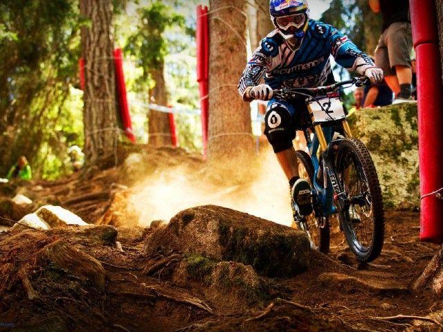Downhill Hd Wallpaper Deportes Extremos Bike Wallpaper Y