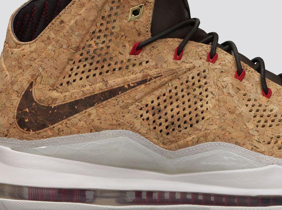 Hot Sale Online Nike Leborn 10 Sportswear Lebron X Cork