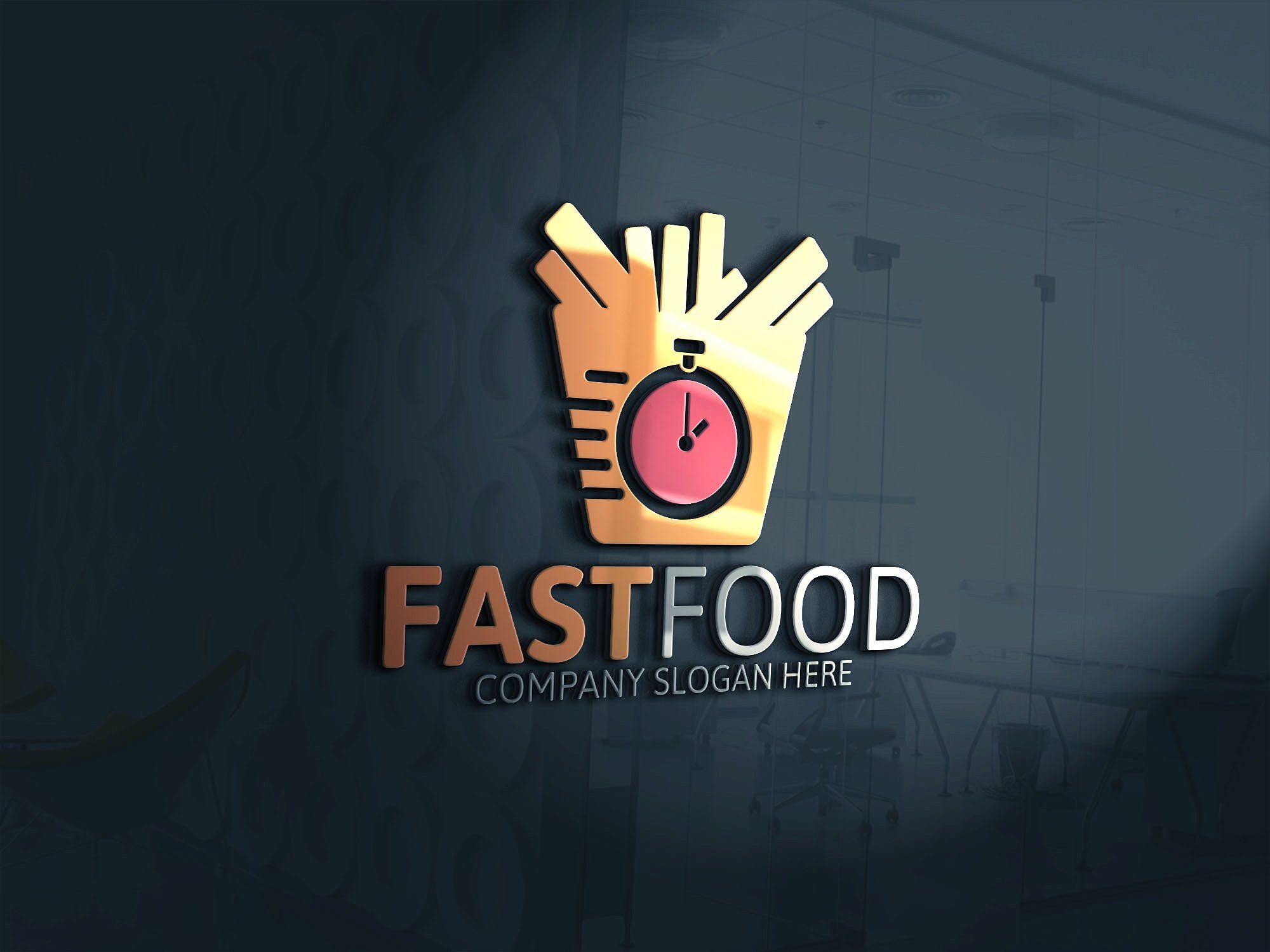 Fast Food Logo Fast Food Logos Logo Food Food Logo Design