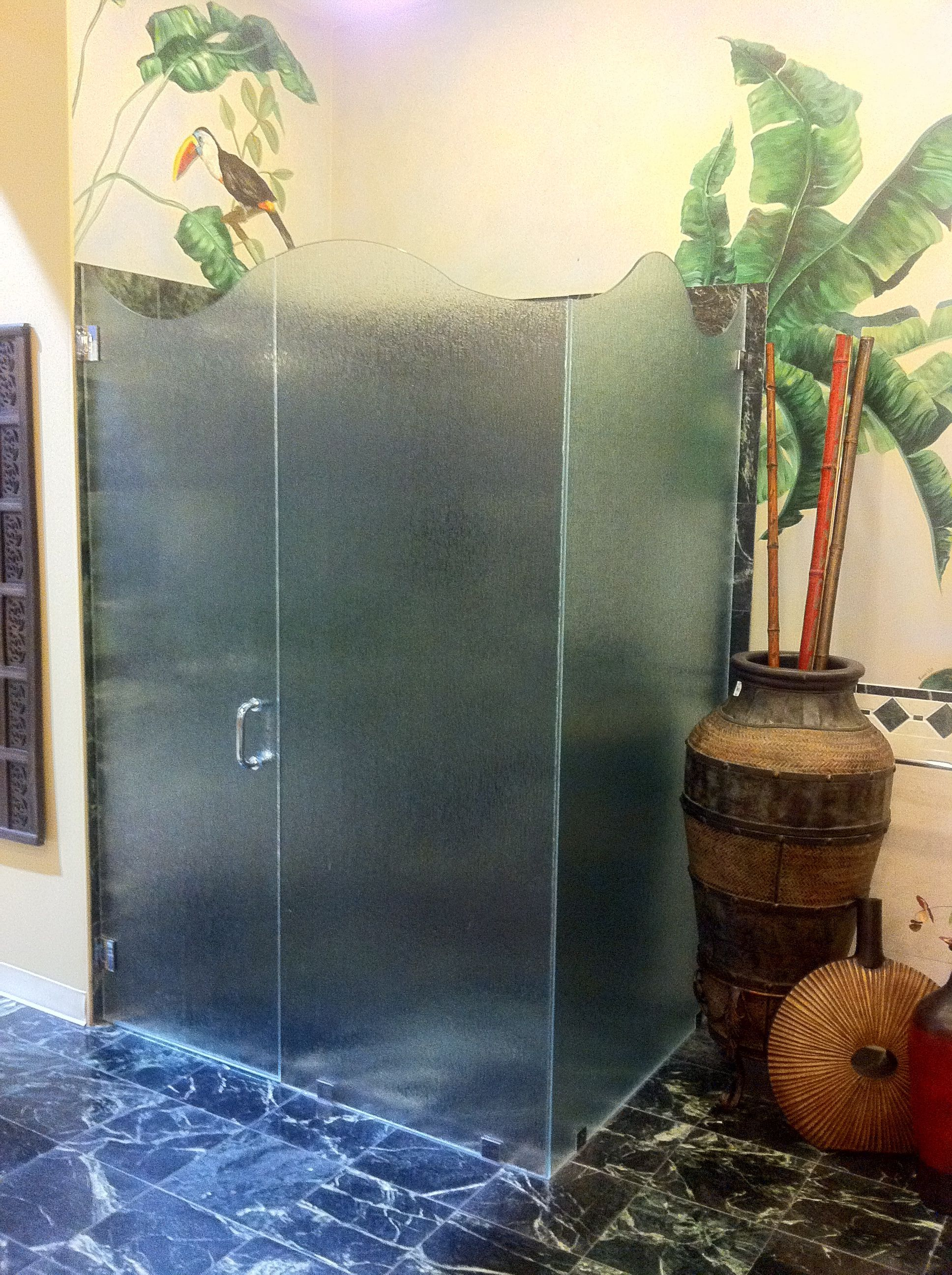 Depiction Of Frameless Glass Shower Door Cost And It Advantages