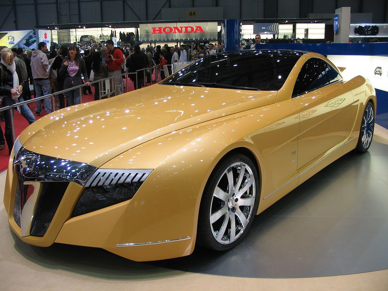 Maybach-Exelero-Gold-Edition-Luxury.jpg (1280×960) | Das Auto ...
