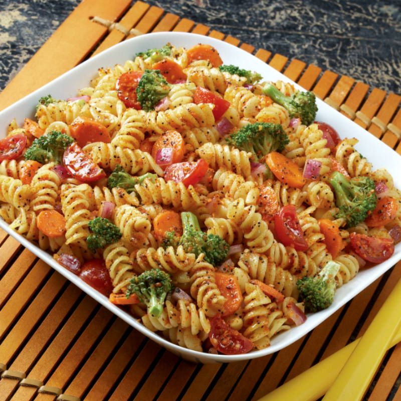 Pasta Salad Vinaigrette Recipe Pasta Salad