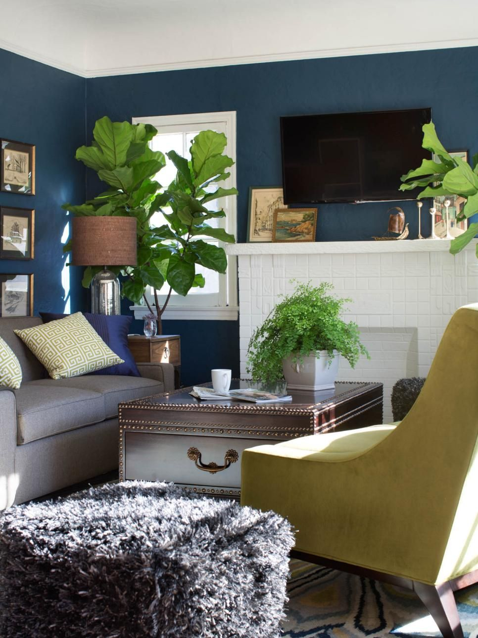 17 Wall Color Ideas for Every Room in the House | Pinterest