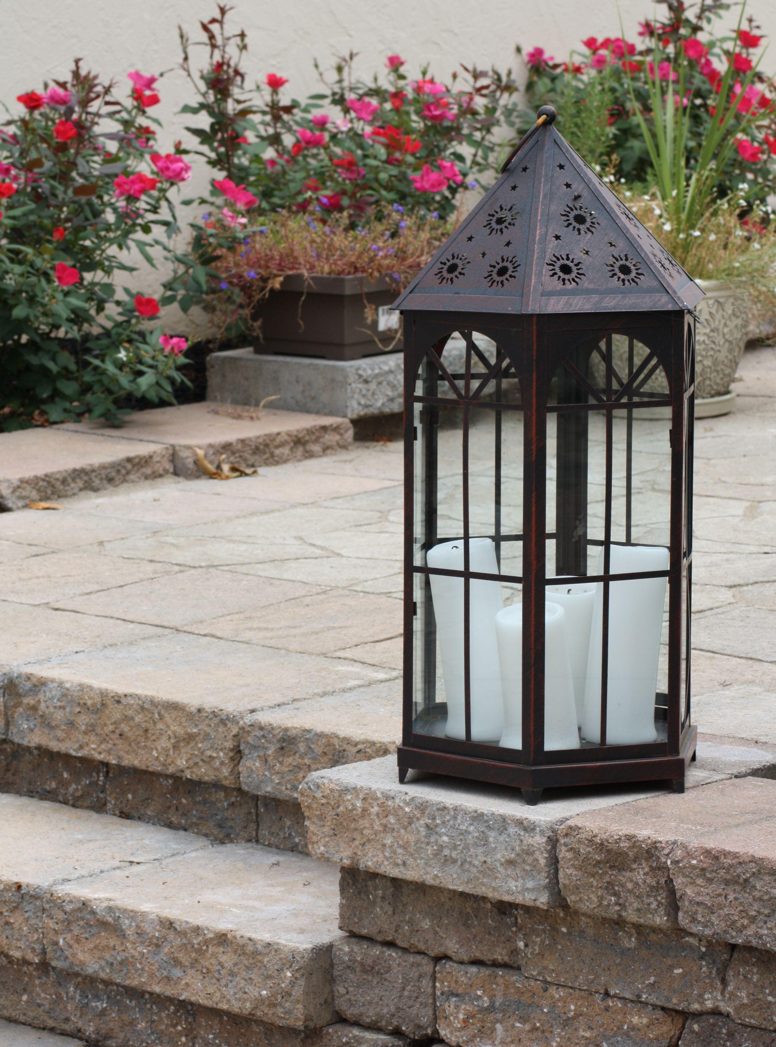 Custom outdoor design by creekside nurseries inc in