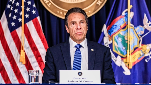 Gov Cuomo Says New York Is In Reopening Phase Allows Sports Teams To Train In 2020 Television Show Andrew Cuomo Sports Team