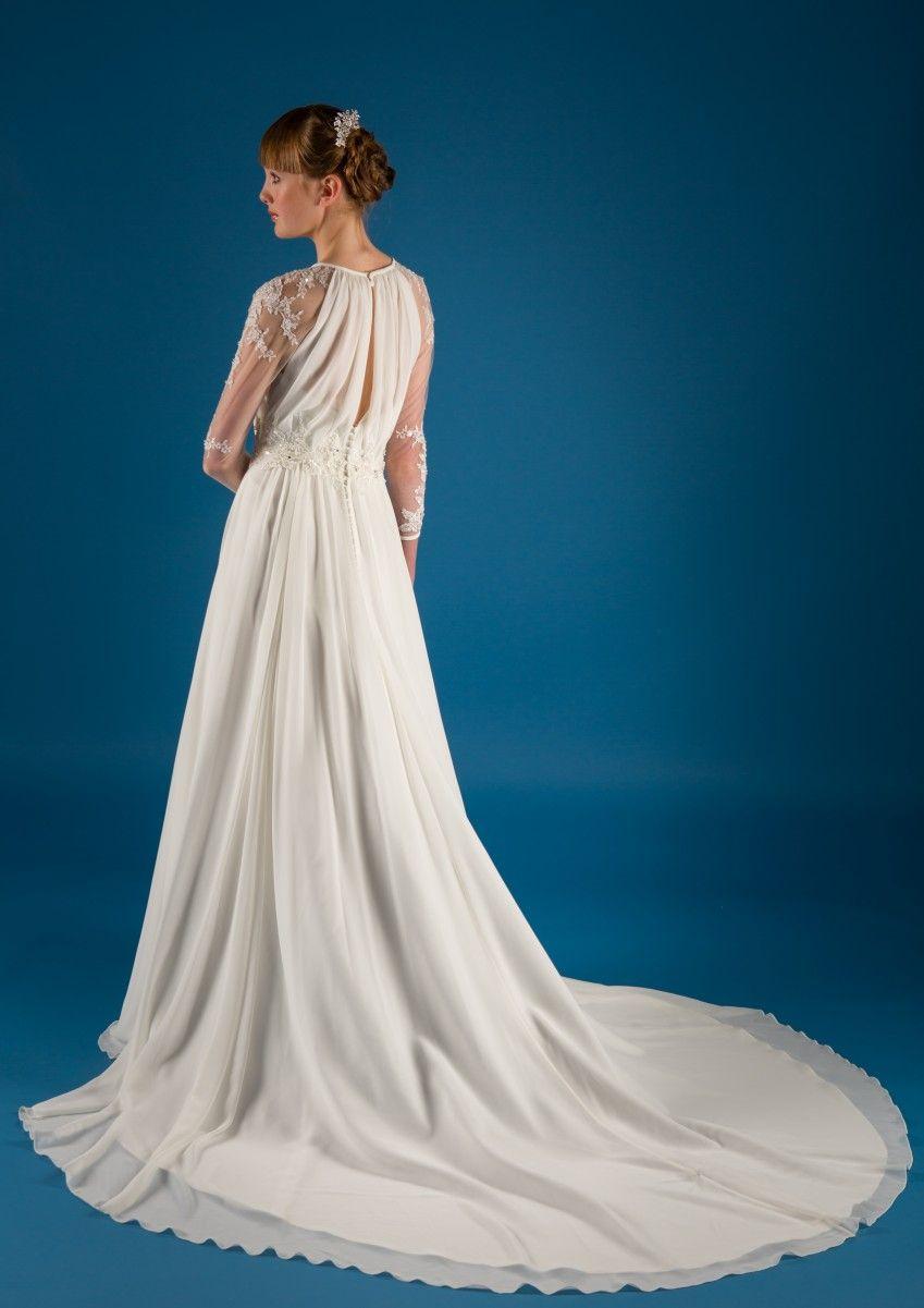DIANEHARBRIDGE #WEDDING #BRIDAL Diane Harbridge - Bordeaux. For ...
