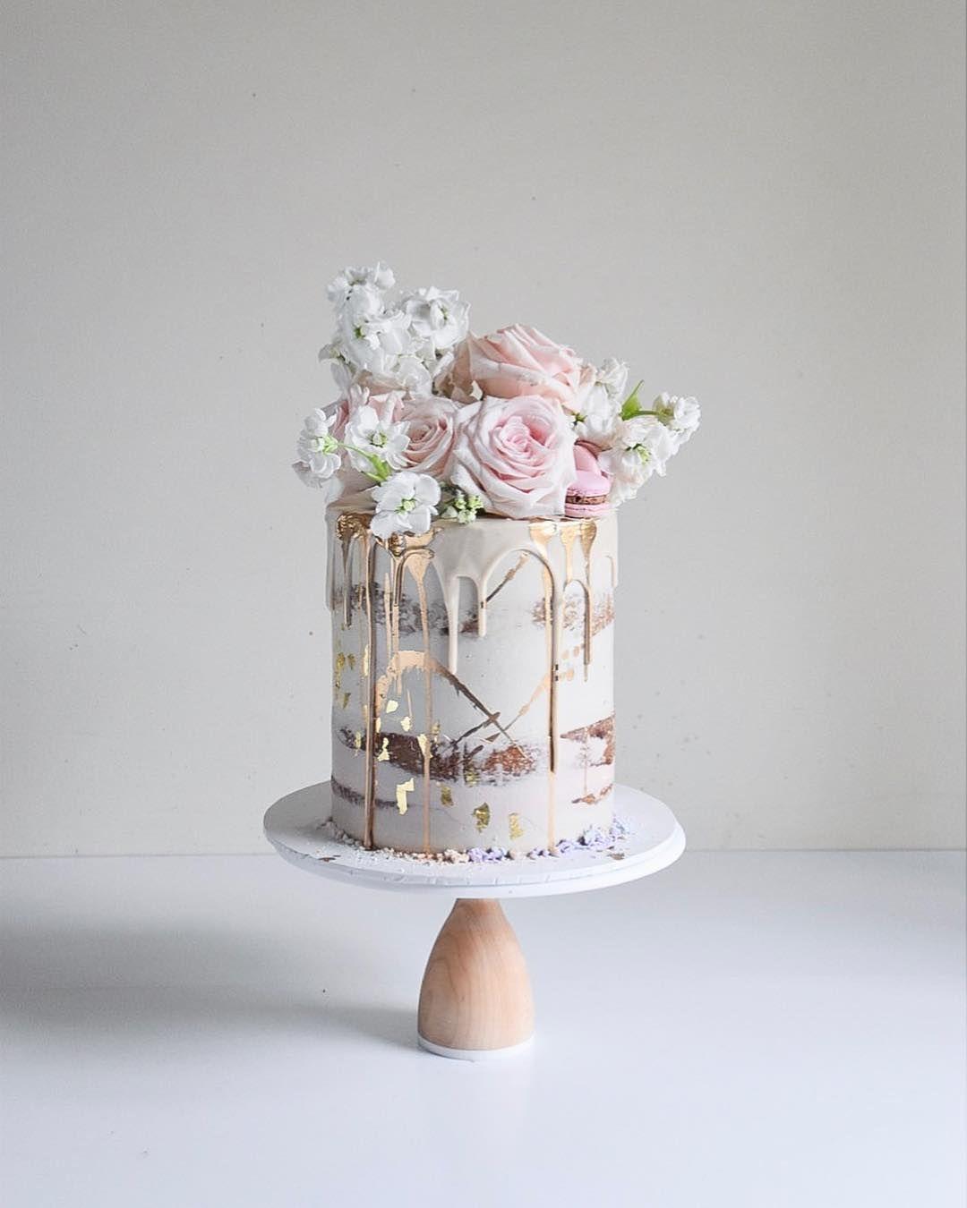 "Wedding Flowers Canberra: Saadia-Canberra Cake Designer On Instagram: ""I Think I"