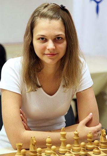 Украинка Музычук выиграла у россиянки Костенюк первую партию полуфинала ЧМ-2017 по шахматам - Цензор.НЕТ 5126