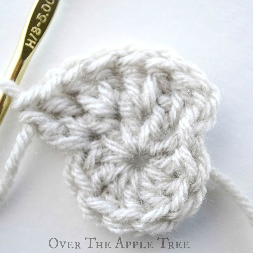 V-stitch Winter Beanie, free pattern, Over The Apple Tree | My Style ...