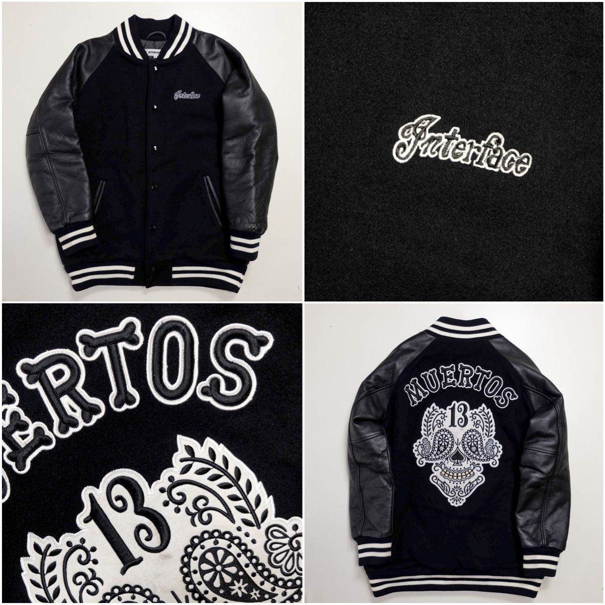 Philadelphia Eagles NFL Pro Line by Fanatics Branded Super Bowl LII  Champions Full-Snap Leather Jacket – Black  ed28947b2