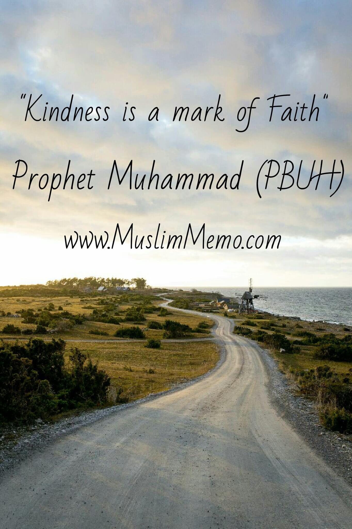 Prophet muhammad inspirational hadith 23