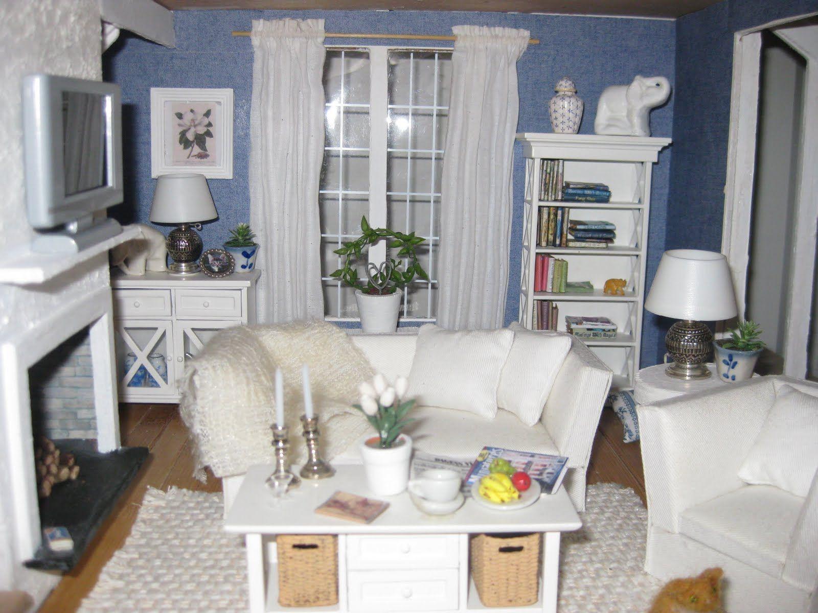 Miniatyrmama: Brookwood | Minny Things | Pinterest | Miniatures, Doll Houses  And Dolls
