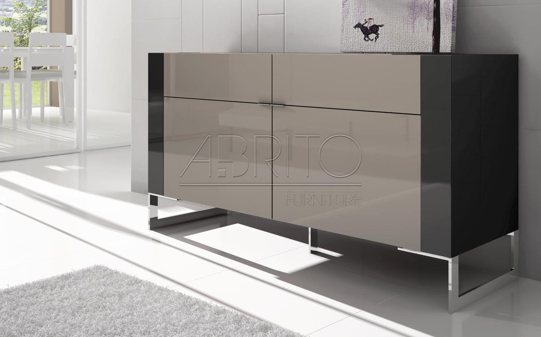 Aparador bufetera aparador aparador moderno for Aparadores para comedor