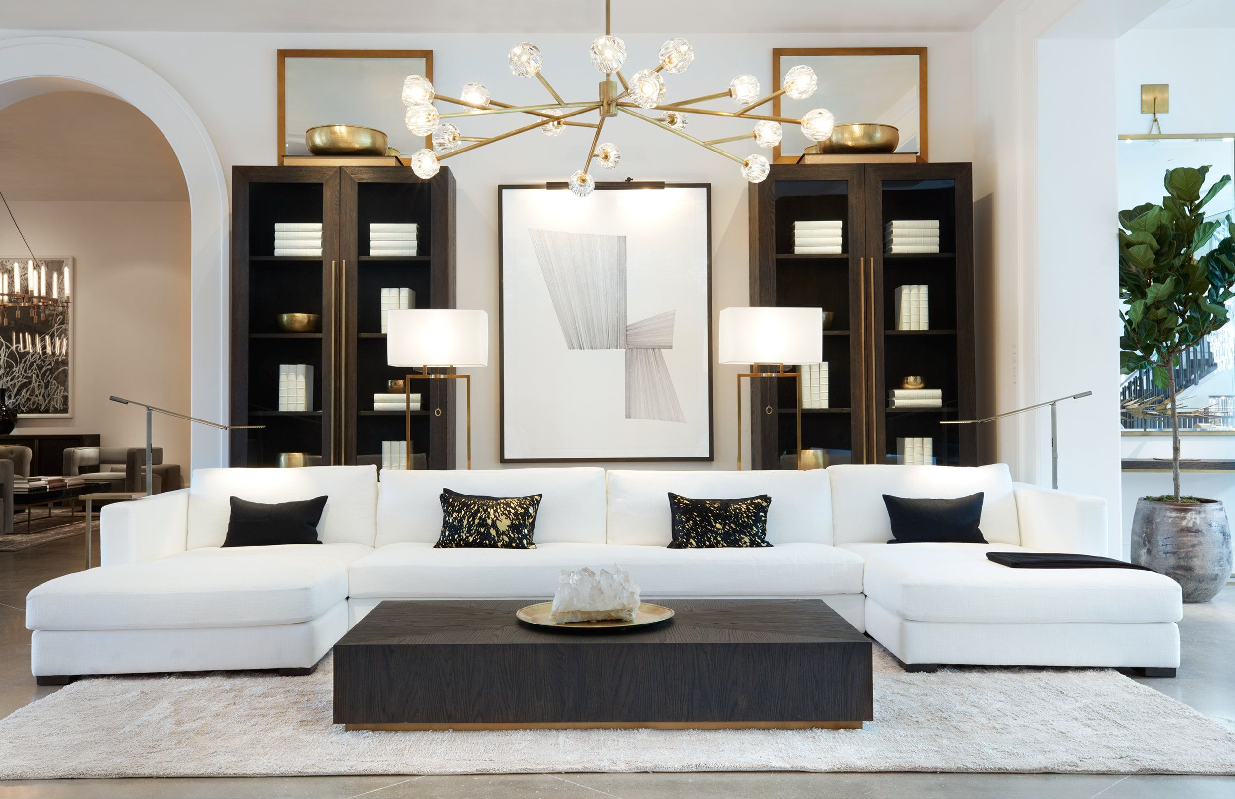 a look inside rh seattle the gallery at university on extraordinary living room ideas with lighting id=18832