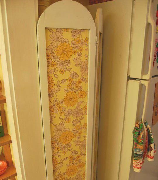Diy Covering Up The Water Heater Laundry Rooms Laundry And Hide