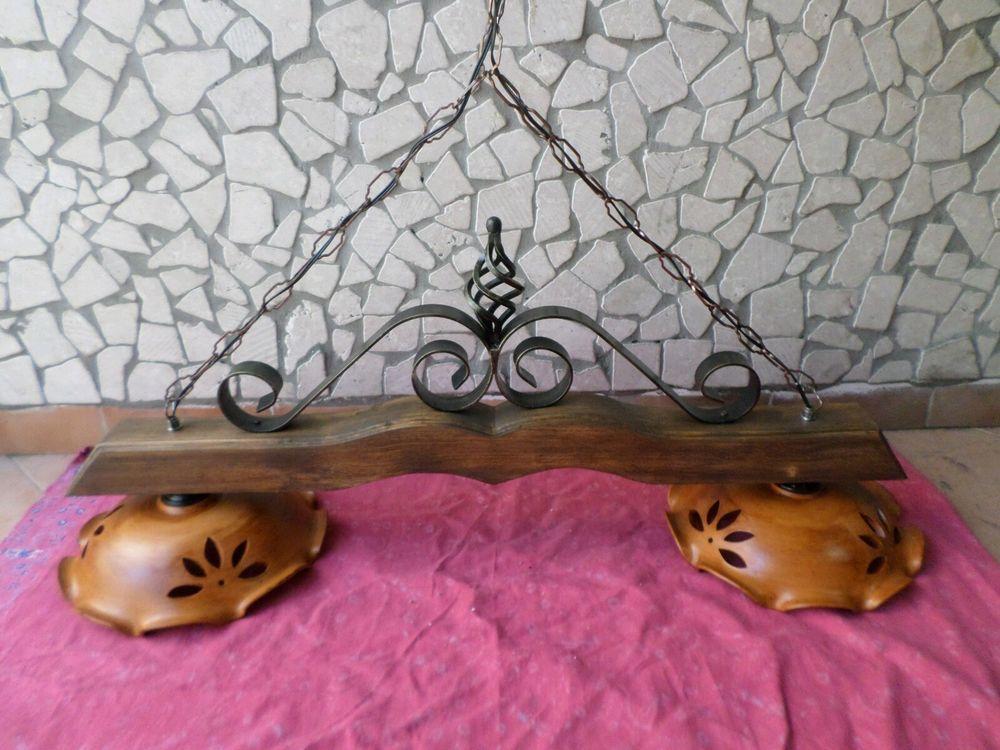 Applique Soggiorno ~ Applique da parete rustico in ferro battuto legno rustici mod