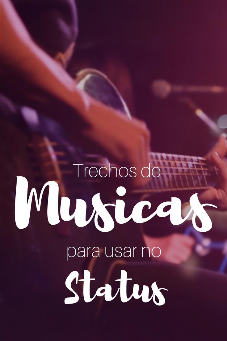 Frases De Músicas Incríveis Para Mostrar Como Você Está Se Sentindo