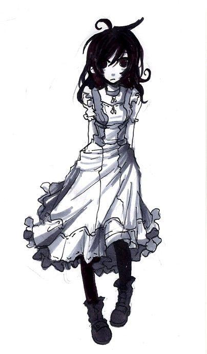 Victorian girl by Jump-Button on deviantART | Mysterious | Pinterest | Victorian deviantART and ...
