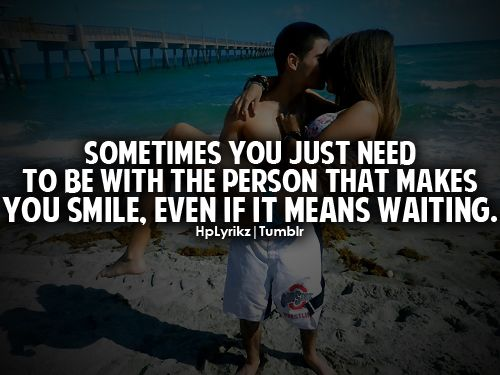 """""""Sometimes You Just Need To Be With The Person That Makes"""