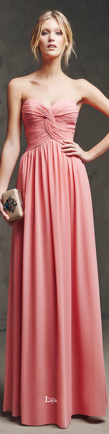 Pronovias 2016 EVENING Dresses | Fashion | Pinterest | Vestidos ...