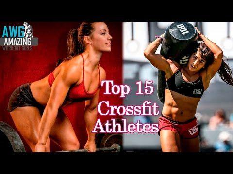 Top 15 Crossfit Athletes