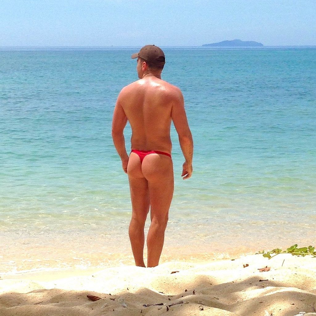 beach thong tumblr