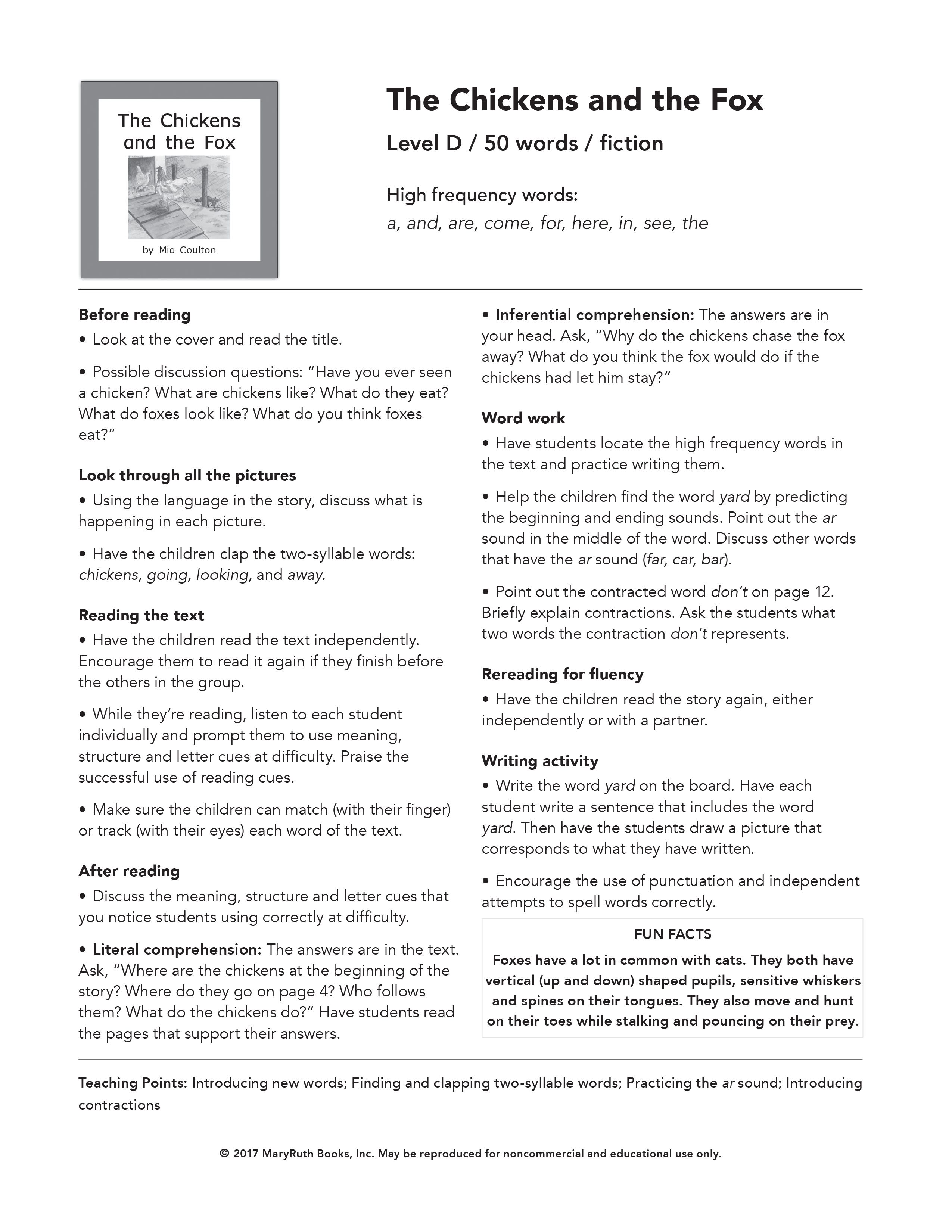 Pin By Maryruth Books On Free Leveled Lesson Plans