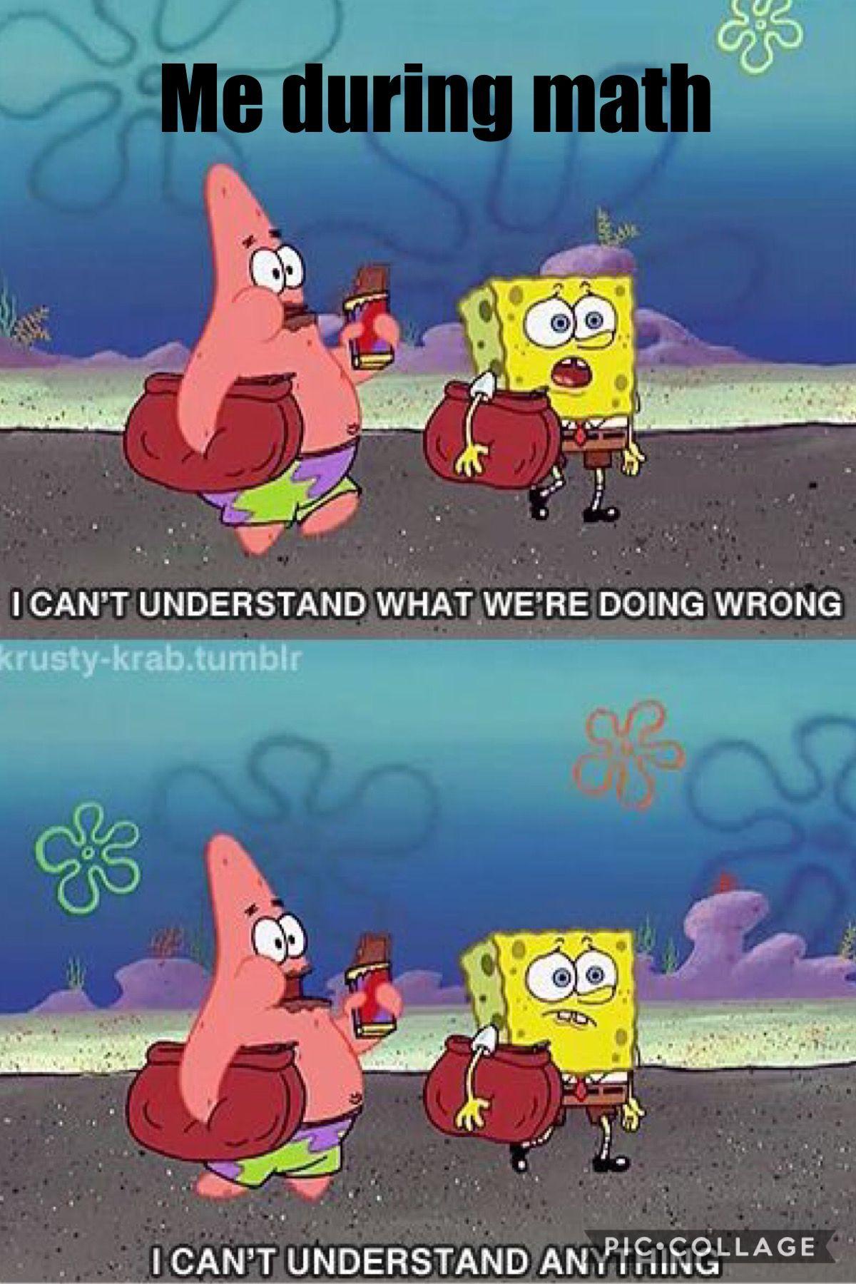 thingsimake Spongebob funny, Funny spongebob memes