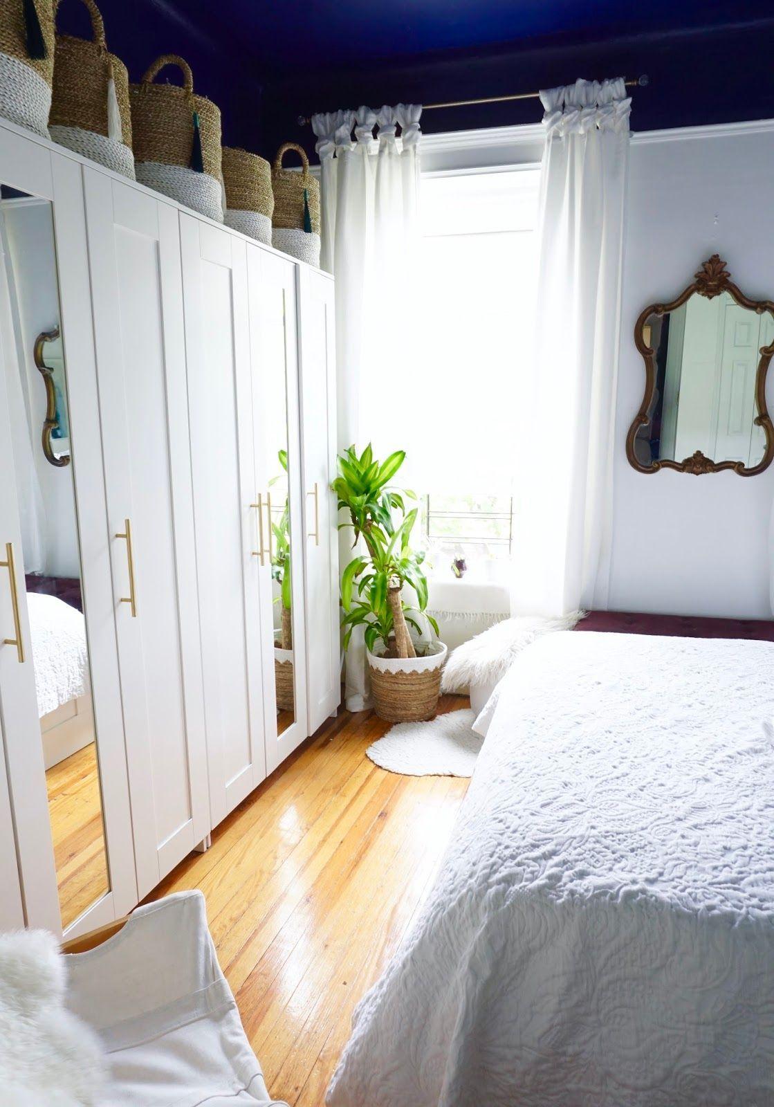 Diy Ikea Brimnes Wardrobe Handle Upgrade With Images Ikea