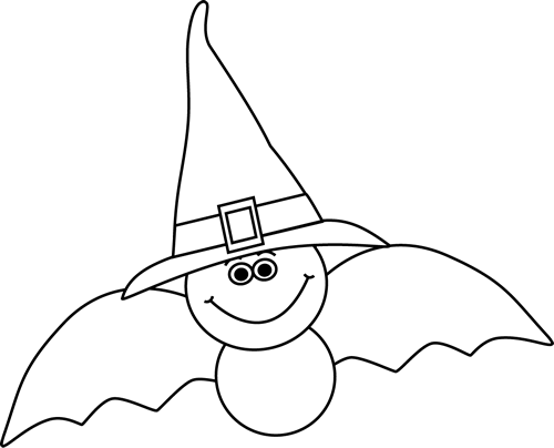 Black And White Bat In Which Hat Halloween Images Halloween Pictures Fall Pallet Signs
