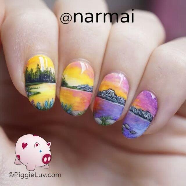 Pin de Suzette Wise en Crystal Nails | Pinterest