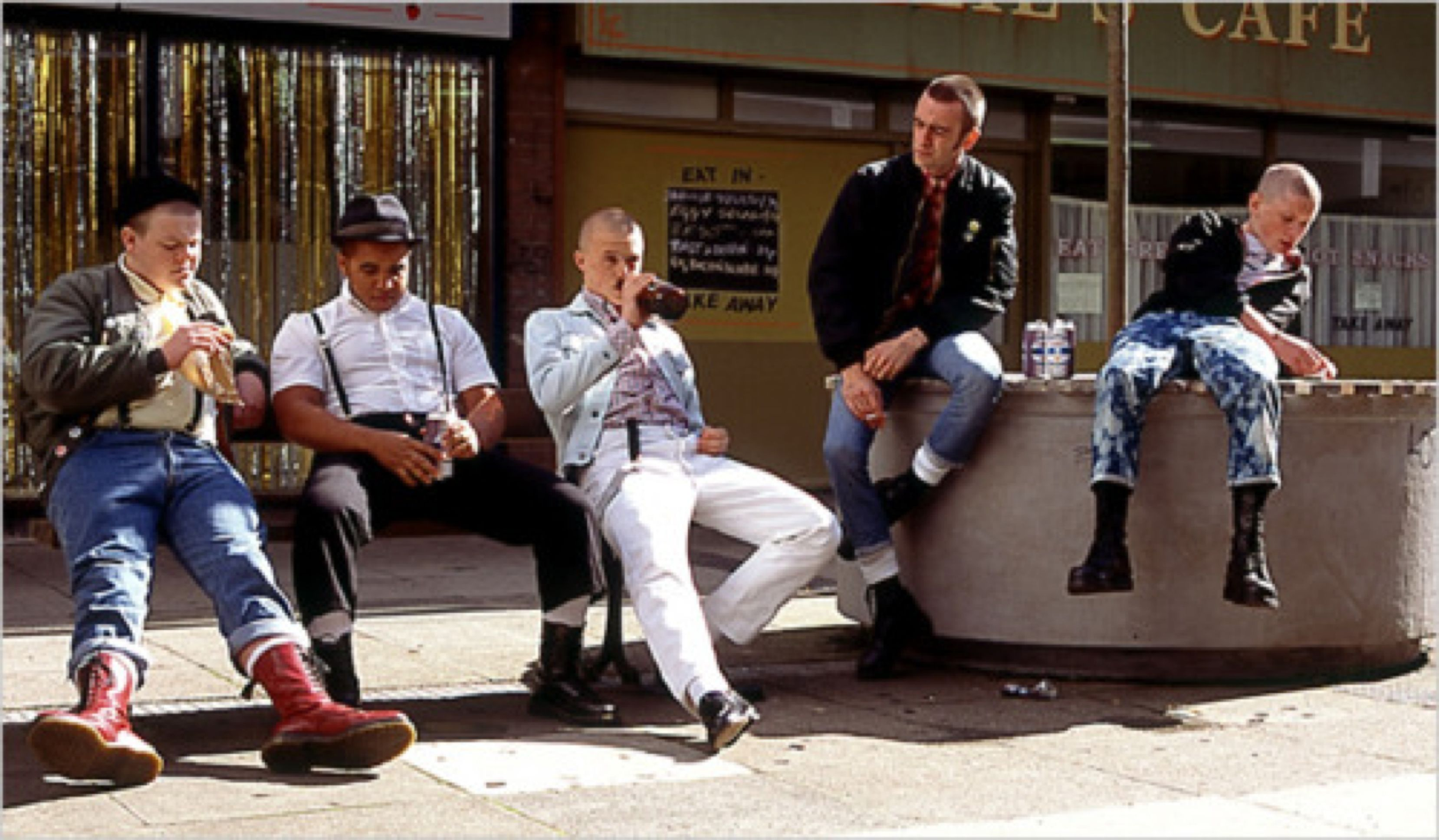 Filme Skinhead throughout this is england | ska ska ska | pinterest | ska