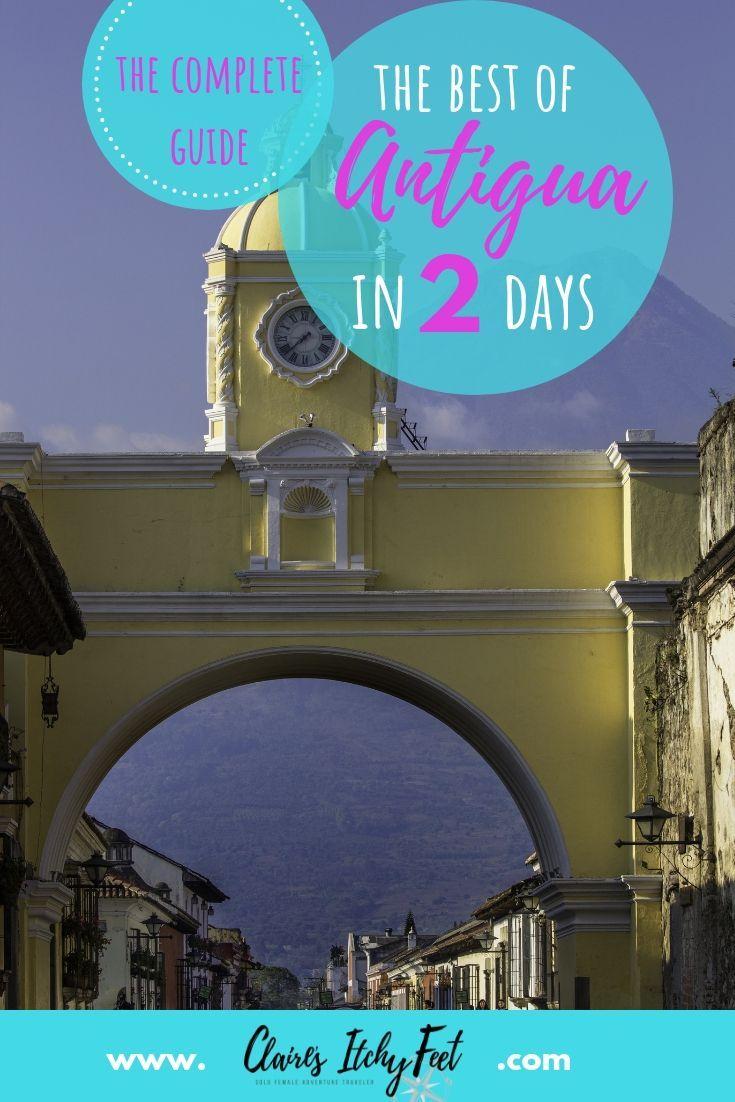 Photos de Antigua Guatemala: Images et photos