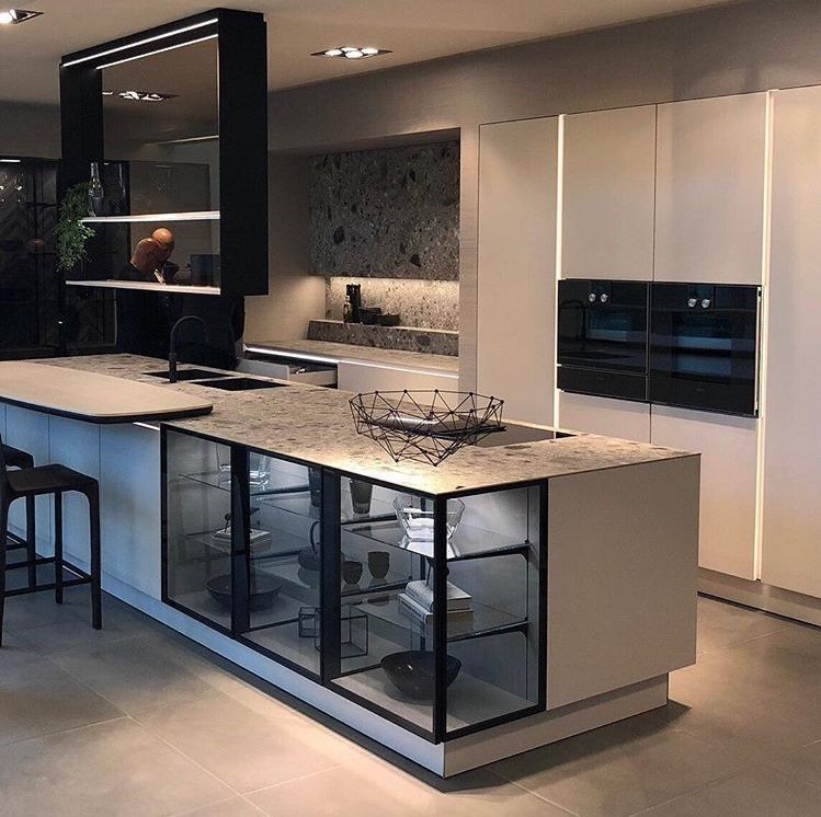 Cool Contemporary Kitchen Inspiration