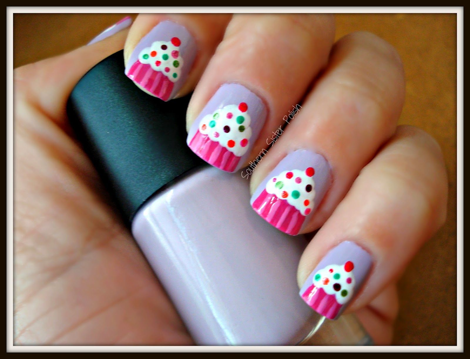 Nail Designs For Little Kids A little extra something:) | Make-up ...