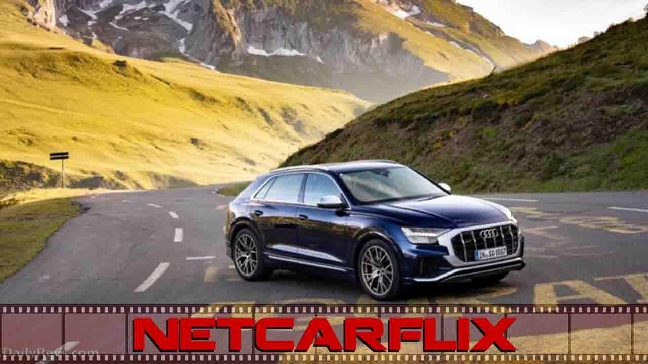 2020 Audi Sq8 Navarra Blue Driving Interiors And Exteriors Audi Large Suv Interior And Exterior