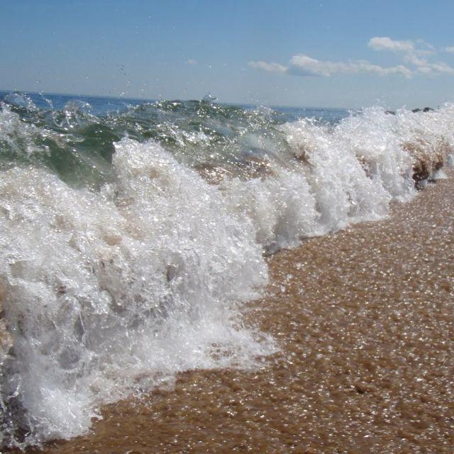 Plum Island Beach: New England, Plum Island, England