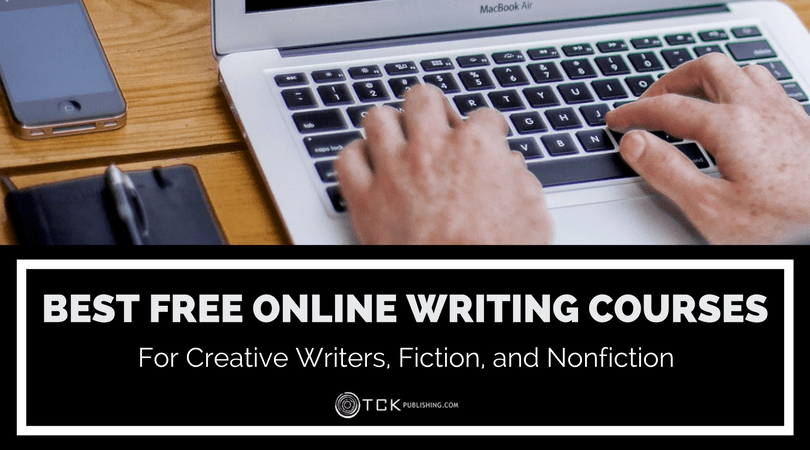 The Best Free Online Writing Courses for Creative Writers, Fiction, and