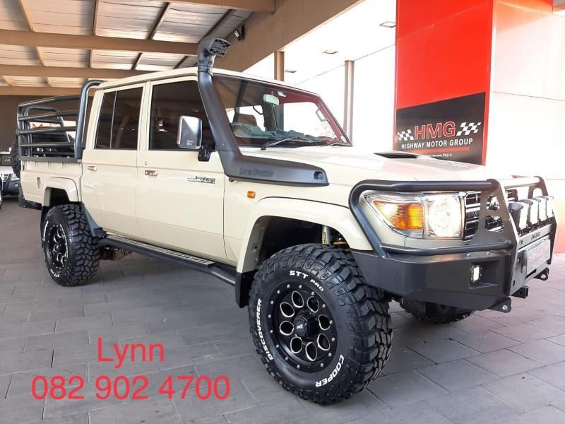 Toyota Land Cruiser 79 Land Cruiser 79 4 5d 4d Lx V8 Double Cab For Sale In Klerksdorp Id 25525131 Autotrader In 2020 Land Cruiser Toyota Land Cruiser Cruisers