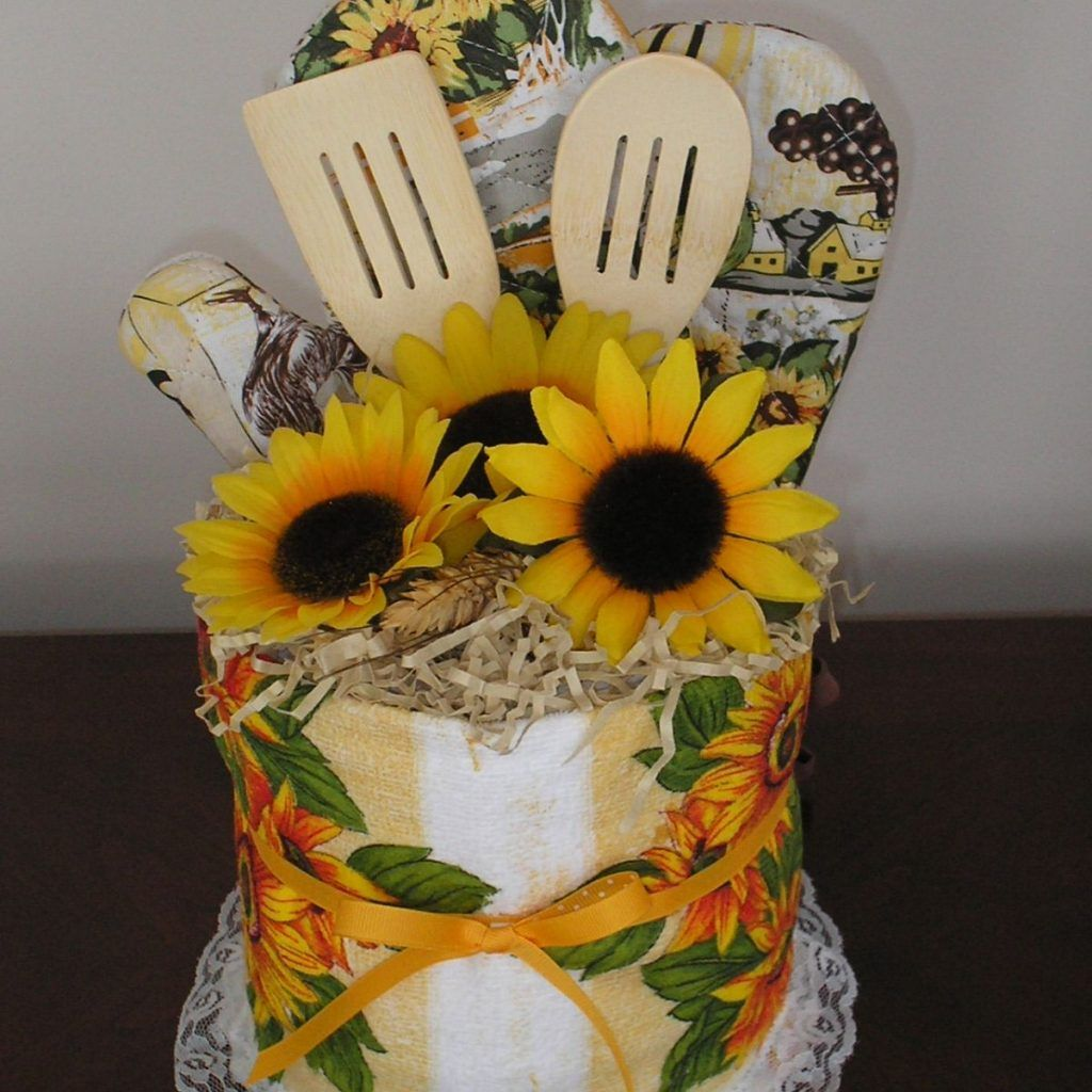 sunflower kitchen decorating ideas - Sunflower Kitchen Design Ideas