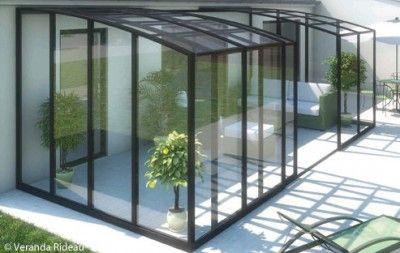 Un Abri De Terrasse Pour Profiter De Votre Outdoor En Toute