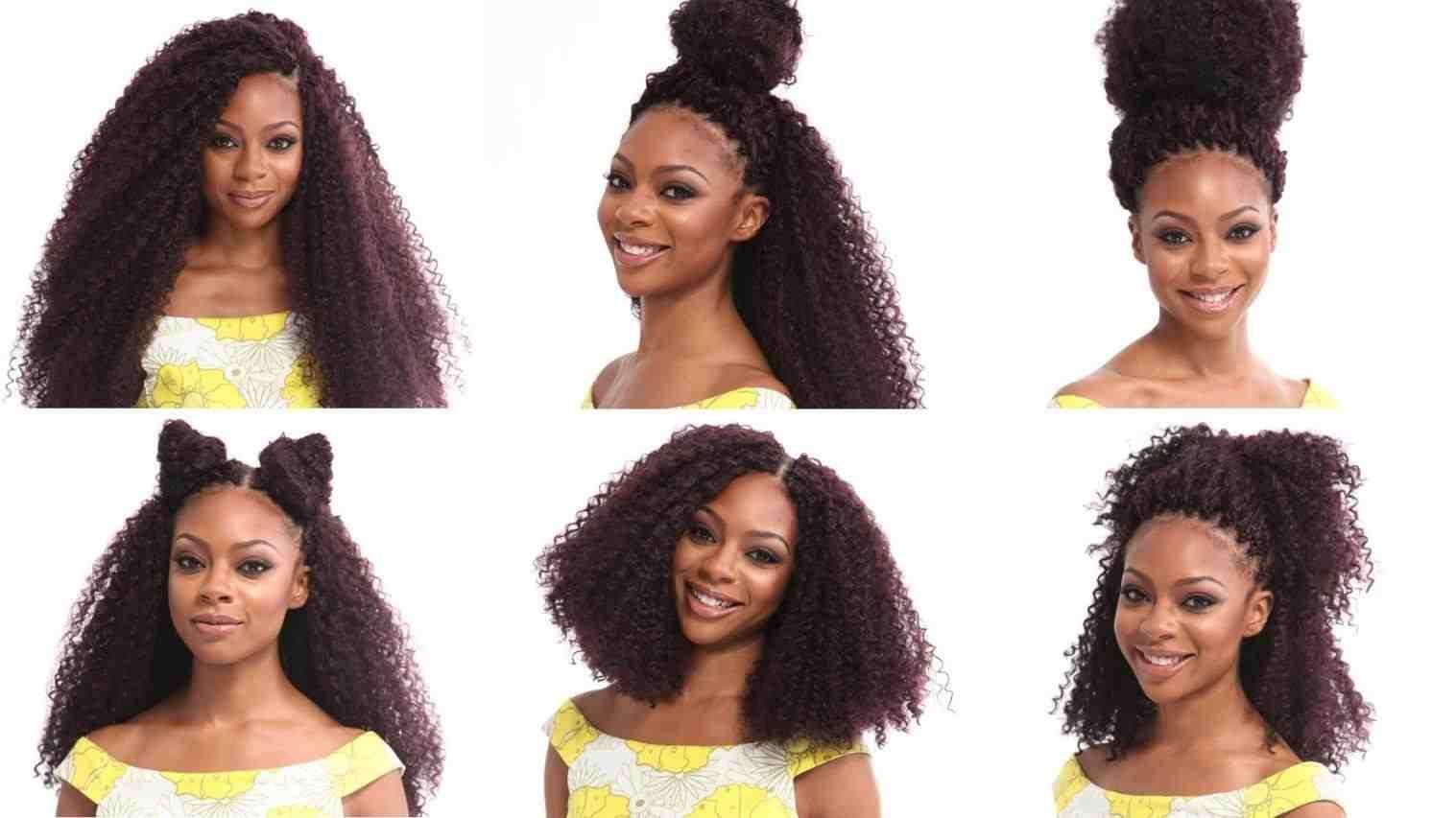 Vixen Crochet Hairstyles - vixen sew in crochet weave braid pattern ...