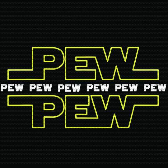 Pew Pew Baby Yoda Svg Baby Yoda Vector Baby Yod Vozeli Com