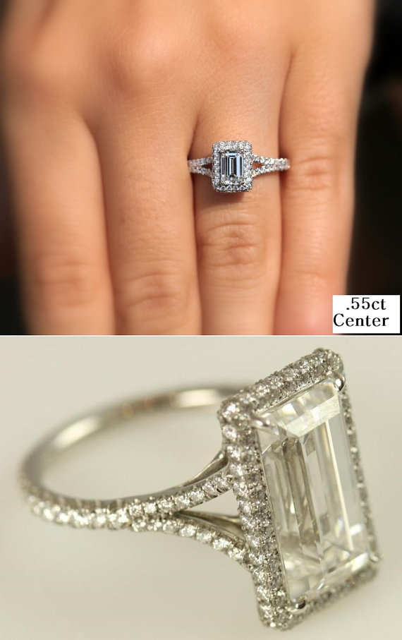 df8aed0d552d0e Item #Bph027 Ask her to marry you with this COLORLESS, NEAR FLAWLESS  beautiful halo, antique style diamond engagement ring! Boasting a dazzling F