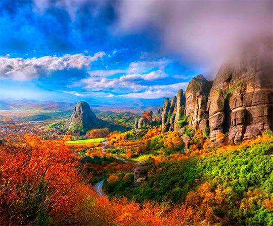 осенняя природа картинки фото видео | Природа ...